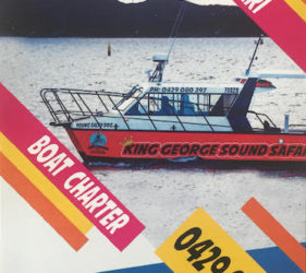 Old brochure front page